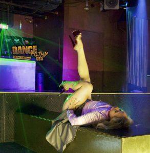 Ashlee Renee Dance Filthy USA