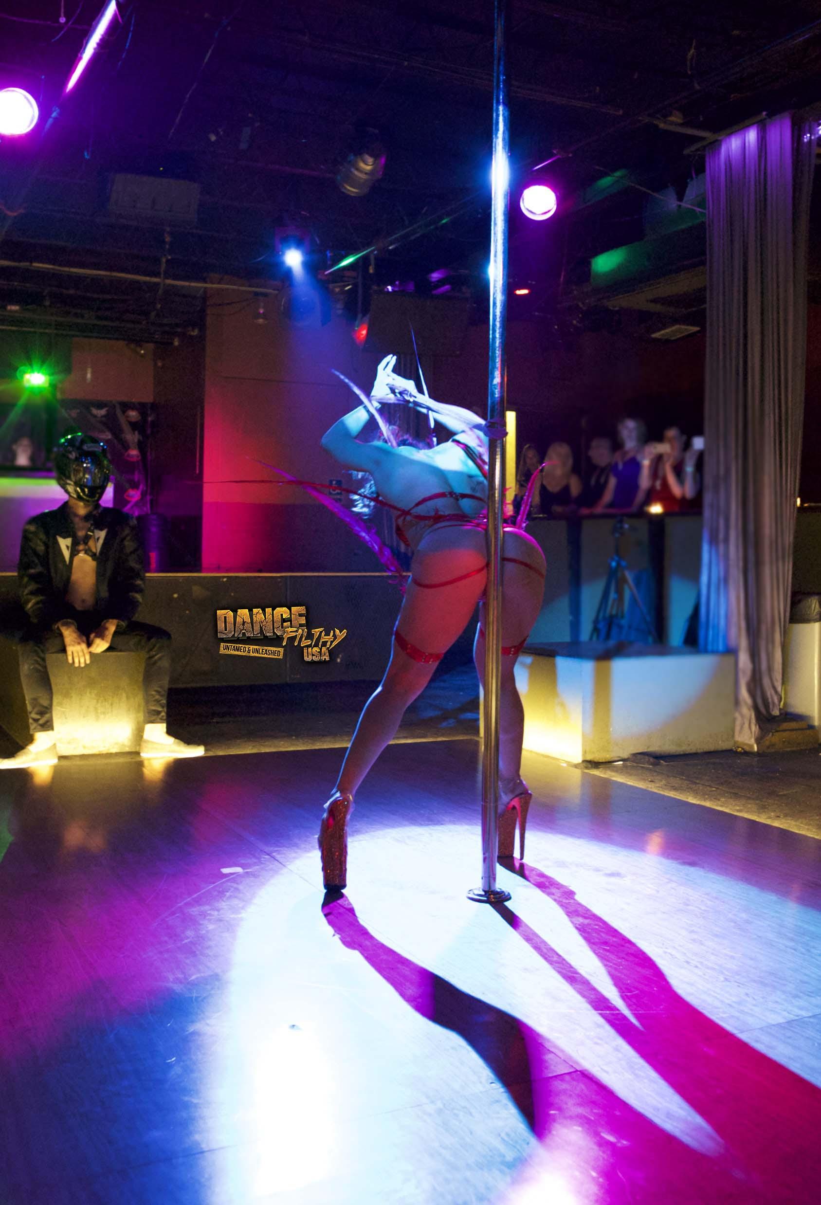 Dance Filthy USA Elizabeth Carmine Black