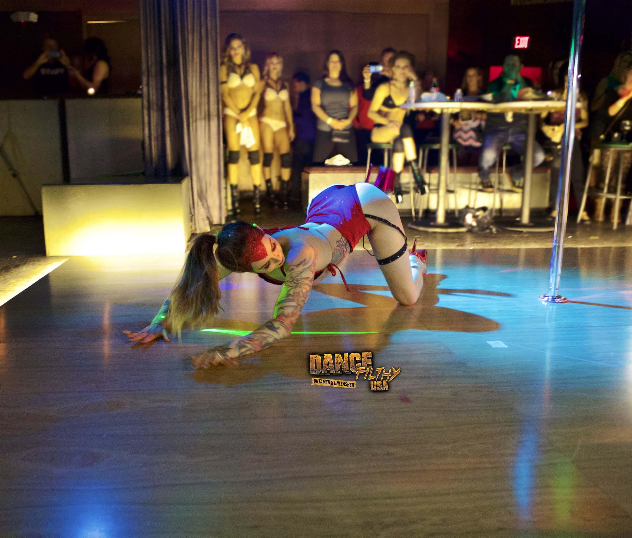 Dance Filthy USA Sarah Jade
