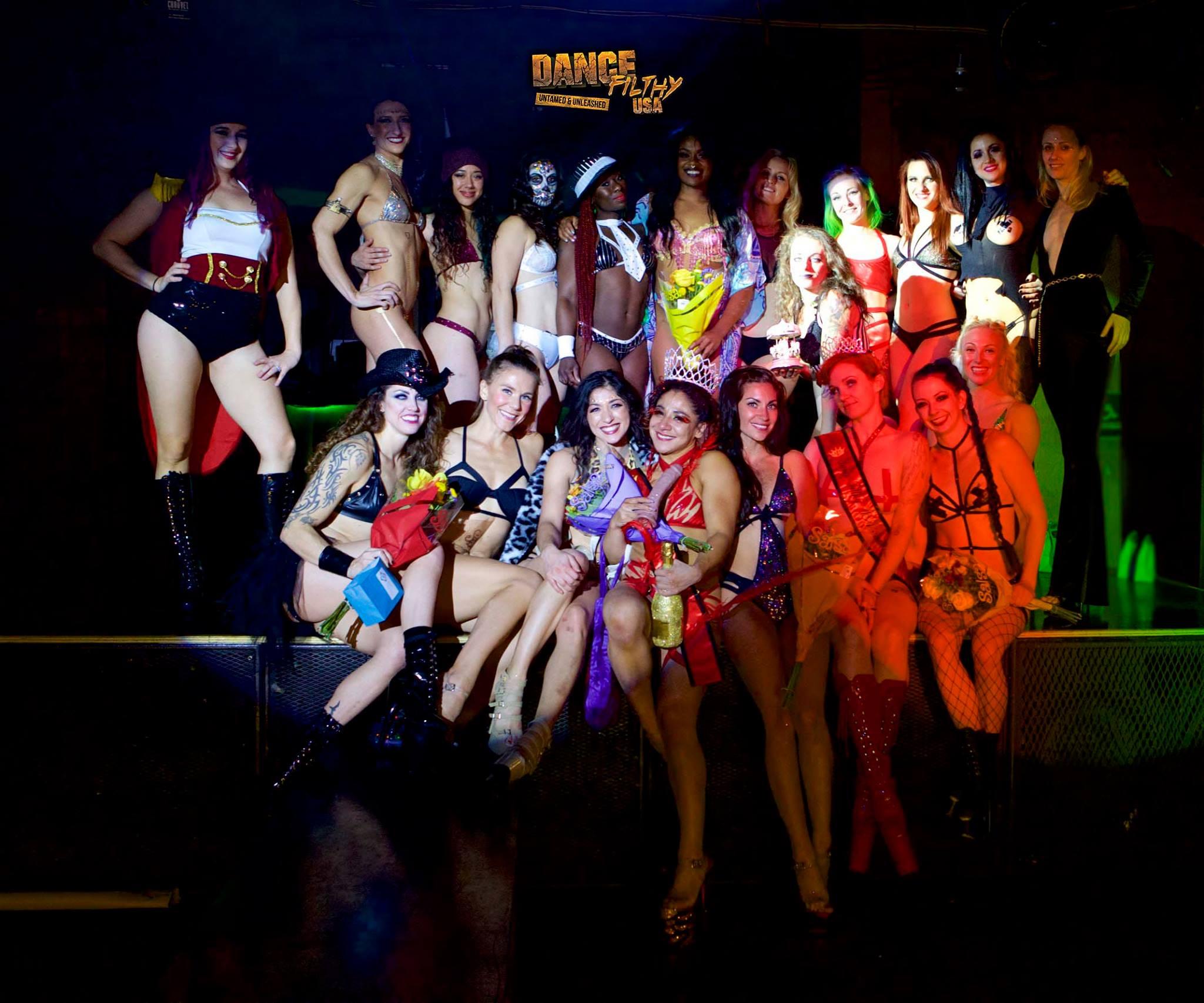 Dance Filthy USA 2016