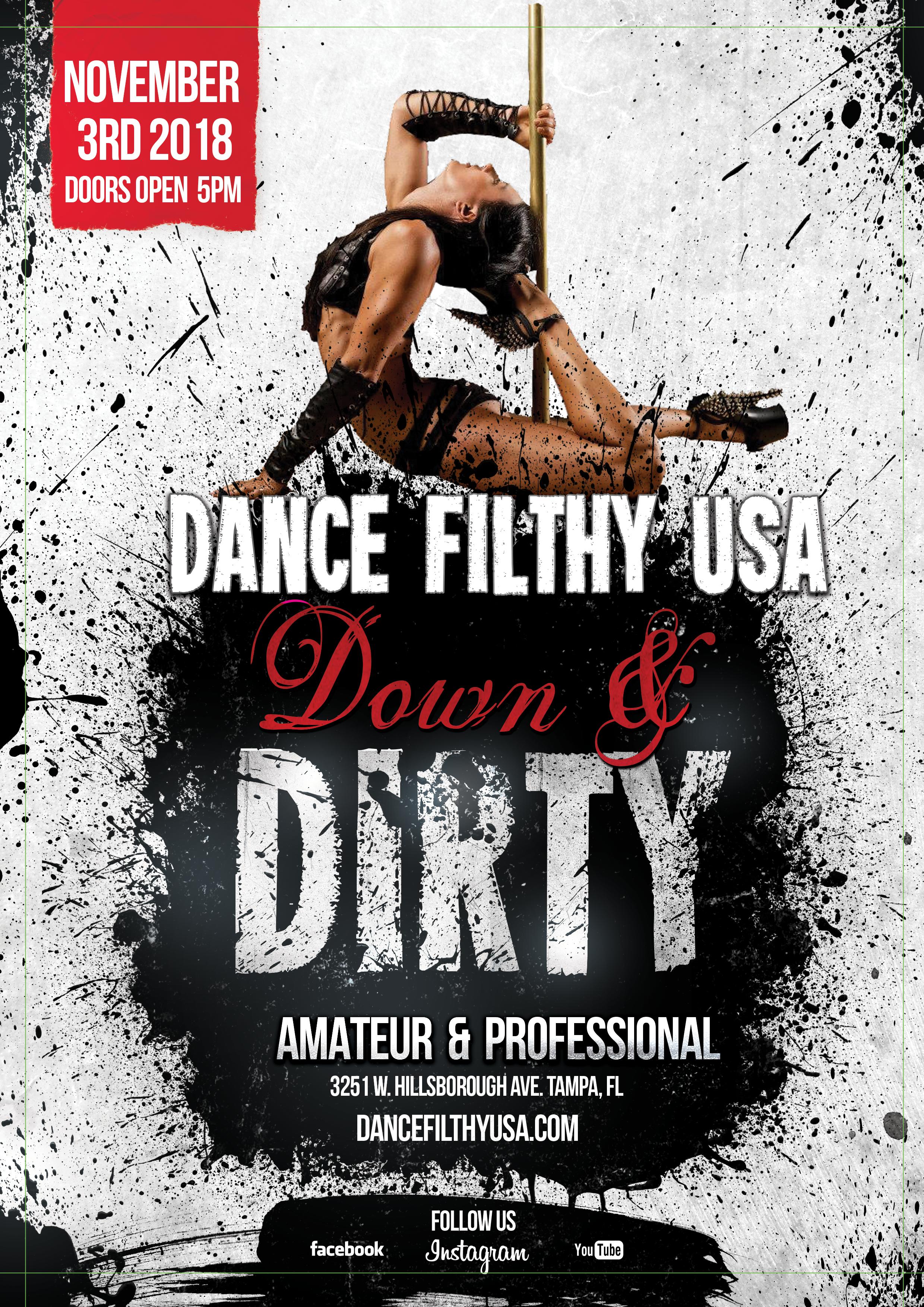 Dance Filthy USA 2018